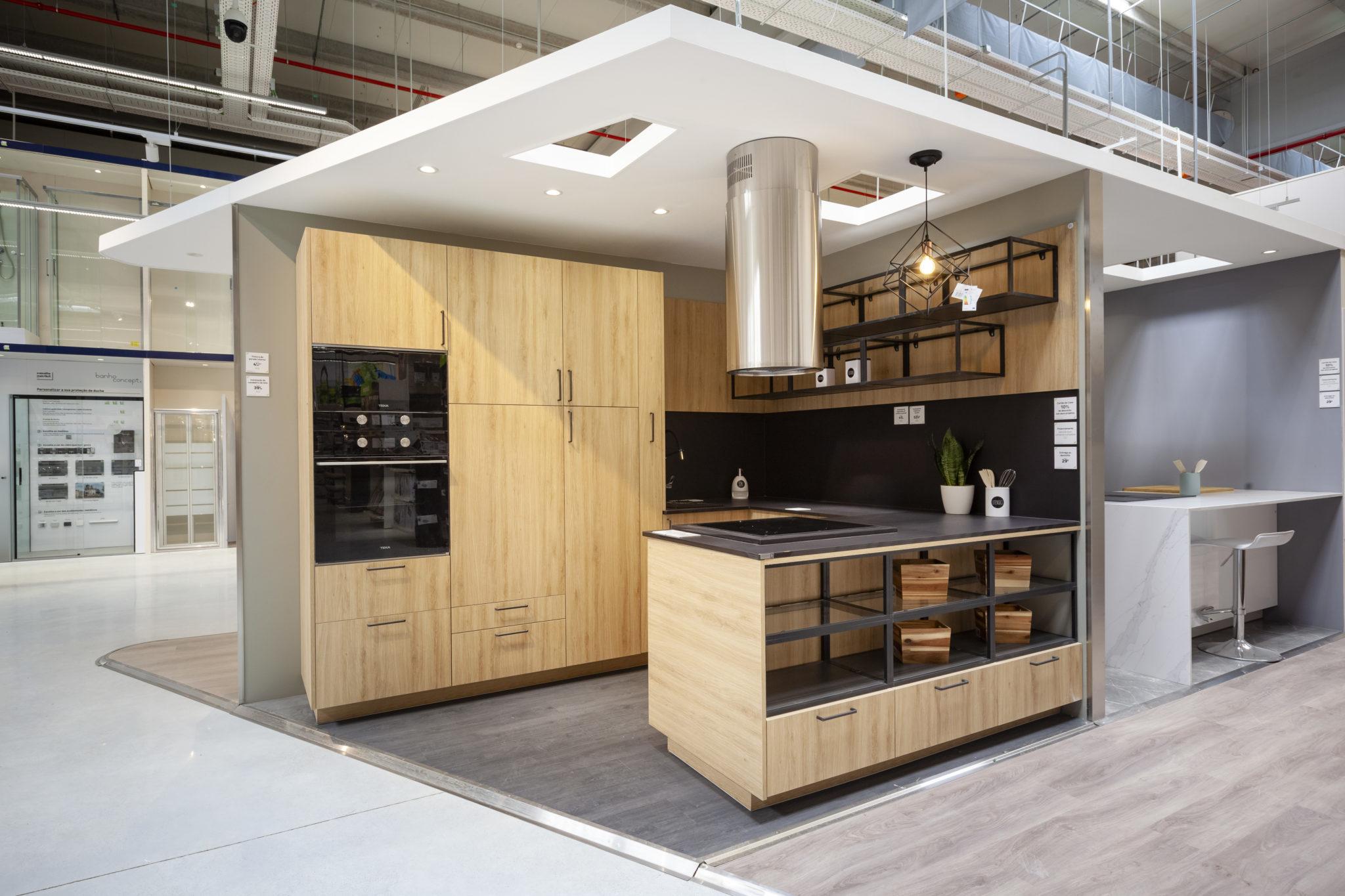 LEROY MERLIN BARCELOS - Ambiente Cozinha