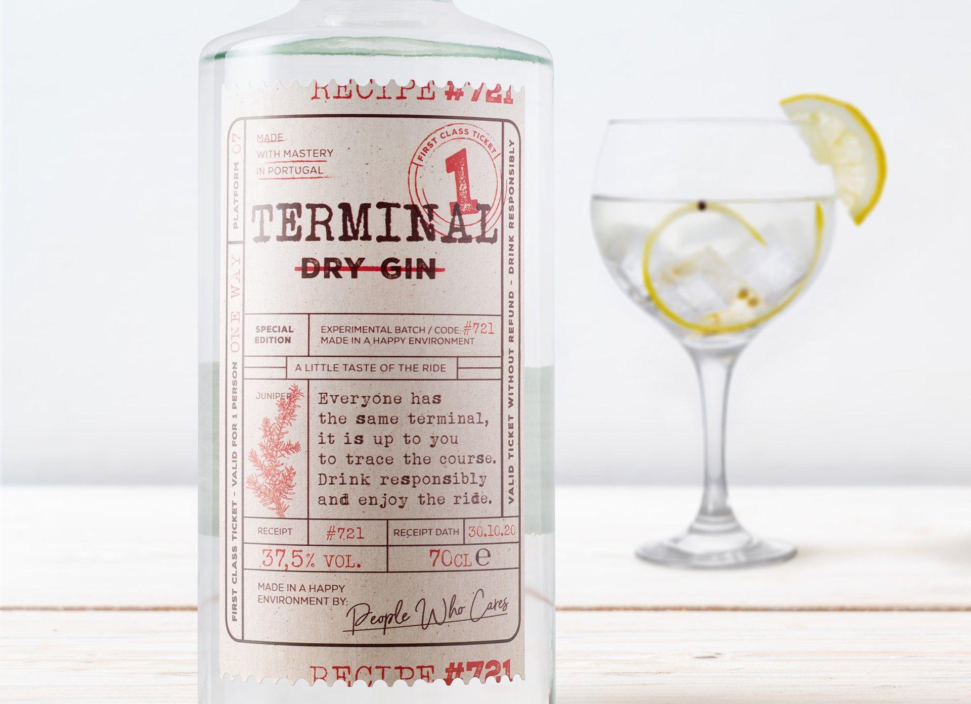 Terminal Dry Gin