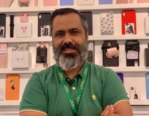 João Fonseca, country manager da La Casa de Las Carcasas em Portugal