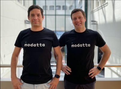 Rodrigo Moretti e Eduardo Pinto Basto, fundadores da Modatta