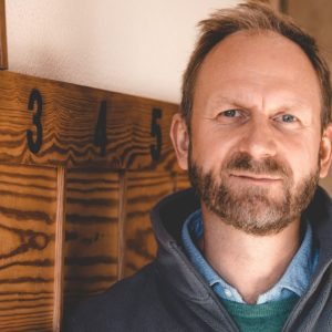 Morten Toft Bech, fundador da Meatless Farm