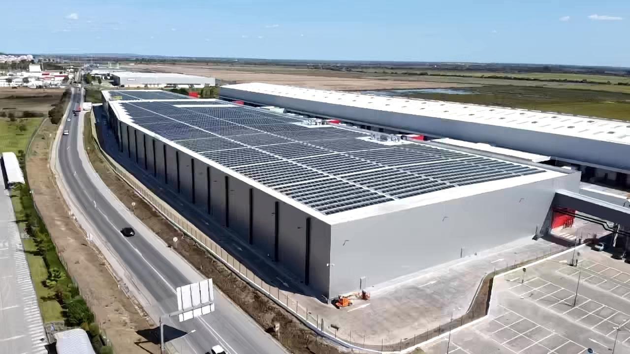Central Fotovoltaica Azambuja (2)