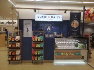 Quiosque sushi Pingo Doce Olivais Shopping