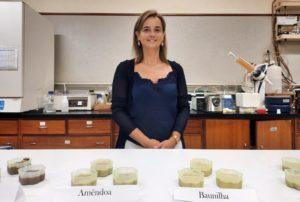 A investigadora Ana Marta Gonçalves coordena o projeto