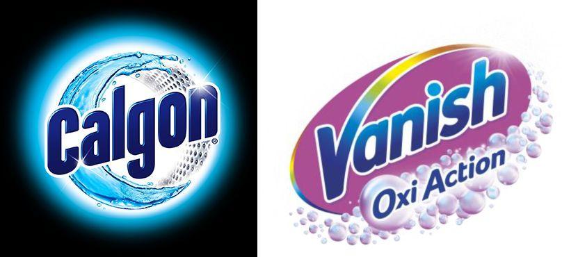Calgon e Vanish