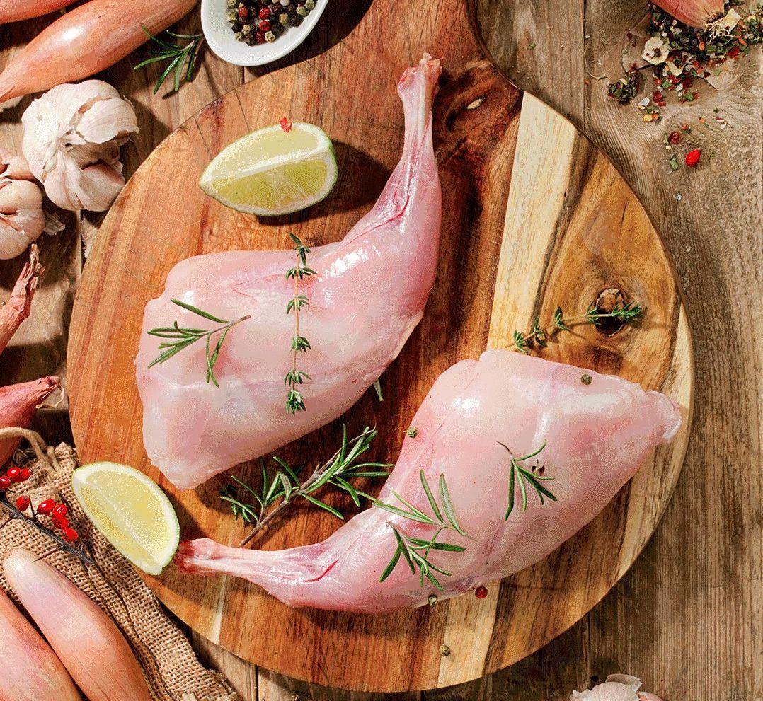 Carne de Coelho