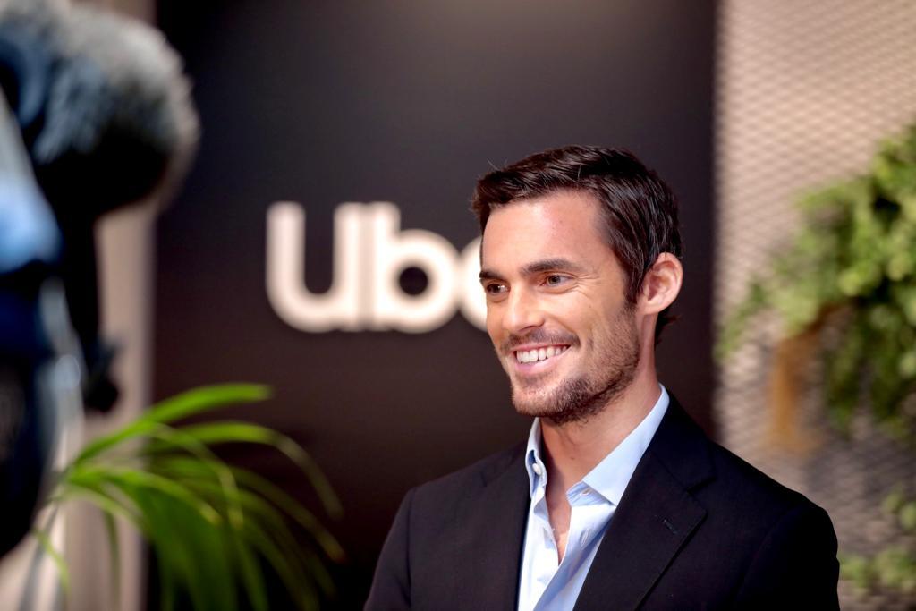 Manuel Pina, diretor-geral da Uber Portugal