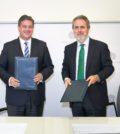 Luís Castro Henriques (AICEP) e Enrique Hidalgo (El Corte Inglés)