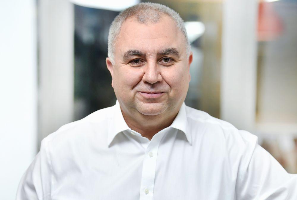Roberto Franchitti, vice-presidente executivo de Serviços e Qualidade da Tetra Pak